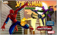 Новый игровой автомат Spider Man - атака зеленого гоблина
