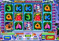 Обзор игрового слота Merry Christmas