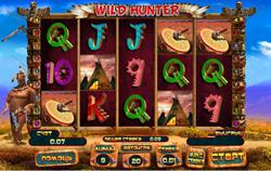 Игровой автомат Wild Hunter / слот Дикий Охотник